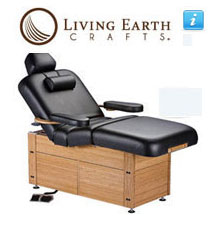 Living Earth Crafts ProSalon Bamboo Spa Massage Table